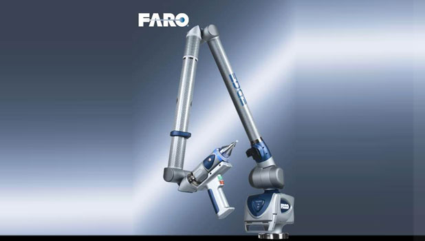 Matrix Metrology Faro Vantage Tracker Florida Faro